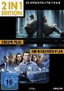 Cover-Bild zu Chapman, Miles: Escape Plan & Ein riskanter Plan