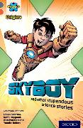 Cover-Bild zu Emmett, Jonathan: Project X Origins: Grey Book Band, Oxford Level 13: Shocking Science: Skyboy and Other Stupendous Science Stories