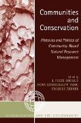Cover-Bild zu Brosius, Peter J. (Hrsg.): Communities and Conservation