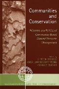 Cover-Bild zu Brosius, Peter J. (Hrsg.): Communities and Conservation (eBook)