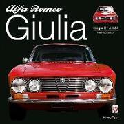 Cover-Bild zu Tipler, Johnny: Alfa Romeo Giulia GT & GTA