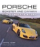 Cover-Bild zu Tipler, Johnny: Porsche Boxster and Cayman