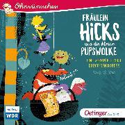 Cover-Bild zu Dax, Eva: OHRWÜRMCHEN Fräulein Hicks und die kleine Pupswolke (Audio Download)