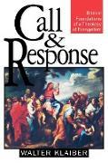 Cover-Bild zu Klaiber, Walter: Call and Response