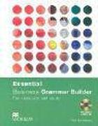 Cover-Bild zu Business English: Essential Business Grammer Builder Pack - Essential Business Grammar Builder von Emmerson, Paul