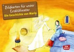 Cover-Bild zu Bildkarten für unser Erzähltheater: Die Geschichte von Maria von Herrmann, Bettina