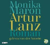Cover-Bild zu Maron, Monika: Artur Lanz