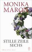 Cover-Bild zu Maron, Monika: Stille Zeile Sechs (eBook)