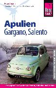 Cover-Bild zu Amann, Peter: Reise Know-How Reiseführer Apulien, Gargano, Salento (eBook)