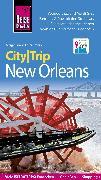 Cover-Bild zu Brinke, Margit: Reise Know-How CityTrip New Orleans (eBook)