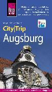 Cover-Bild zu Brinke, Margit: Reise Know-How CityTrip Augsburg (eBook)