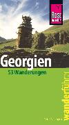 Cover-Bild zu Nasmyth, Peter: Reise Know-How Wanderführer Georgien - 53 Wanderungen - (eBook)
