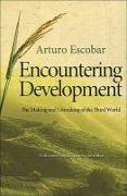 Cover-Bild zu Encountering Development von Escobar, Arturo