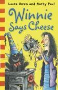 Cover-Bild zu Paul, Korky (Illustr.): Winnie and Wilbur Winnie Says Cheese (eBook)