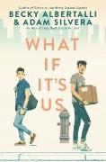 Cover-Bild zu Albertalli, Becky: What If It's Us