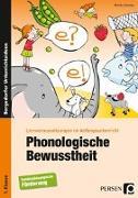 Cover-Bild zu Phonologische Bewusstheit von Konkow, Monika
