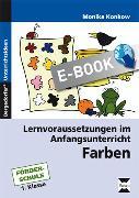 Cover-Bild zu Farben (eBook) von Konkow, Monika