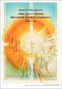 Cover-Bild zu Münch, Eberhard: Jahreslosung Münch 2022, Kunstdruck A4