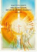 Cover-Bild zu Münch, Eberhard: Jahreslosung Münch 2022, Kunstdruck 63 x 92