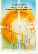 Cover-Bild zu Münch, Eberhard: Jahreslosung Münch 2022, Kunstdruck A3