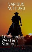 Cover-Bild zu Cooper, James Fenimore: 10 Classics Western Stories (eBook)