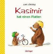 Cover-Bild zu Klinting, Lars: Kasimir hat einen Platten