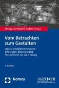 Cover-Bild zu Mangold, Michael (Hrsg.): Vom Betrachten zum Gestalten