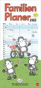 Cover-Bild zu Heye (Hrsg.): sheepworld Familienplaner Kalender 2022