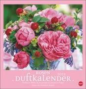 Cover-Bild zu Heye (Hrsg.): Rosenduftkalender 2022