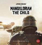 Cover-Bild zu Heye (Hrsg.): Mandalorian Postkartenkalender 2022