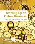 Cover-Bild zu Morris, Heather: Starting up an Online Business in Simple Steps