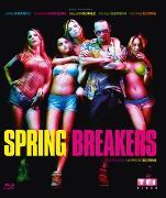 Cover-Bild zu Harmony Korine (Reg.): Spring Breakers (F) - Blu-ray