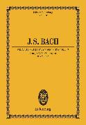 Cover-Bild zu Bach, Johann Sebastian: Brandenburg Concerto No. 3 G major (eBook)