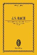 Cover-Bild zu Bach, Johann Sebastian: Brandenburg Concerto No. 5 D major (eBook)