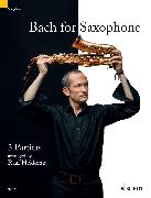 Cover-Bild zu Bach, Johann Sebastian: Bach for Saxophone (eBook)