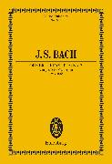 Cover-Bild zu Bach, Johann Sebastian: Overture (Suite) No. 3 D major (eBook)