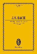 Cover-Bild zu Bach, Johann Sebastian: Overture (Suite) No. 4 D major (eBook)