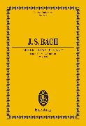 Cover-Bild zu Bach, Johann Sebastian: Overture (Suite) No. 2 B minor (eBook)