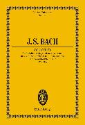Cover-Bild zu Bach, Johann Sebastian: Concerto D minor (eBook)