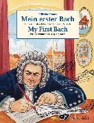 Cover-Bild zu Bach, Johann Sebastian: My First Bach (eBook)