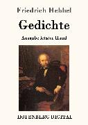 Cover-Bild zu Friedrich Hebbel: Gedichte (eBook)