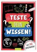 Cover-Bild zu Kiefer, Philip: Teste dein Wissen!