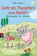 Cover-Bild zu Kiefer, Philip (Hrsg.): Geht ein Flusspferd zum Ballett (eBook)
