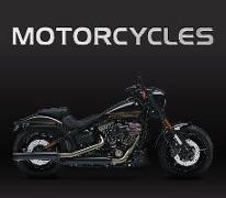 Cover-Bild zu Mitchel, Doug: Motorcycles