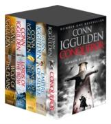 Cover-Bild zu Iggulden, Conn: Conqueror: The Complete 5-Book Collection (eBook)