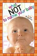 Cover-Bild zu Borgenicht, Joe: What Not to Name Your Baby (eBook)