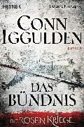 Cover-Bild zu Iggulden, Conn: Das Bündnis (eBook)