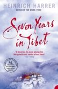 Cover-Bild zu Harrer, Heinrich: Seven Years in Tibet (eBook)