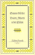 Cover-Bild zu Gfeller, Simon: Drätti, Müetti, u dr Chlyn