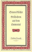 Cover-Bild zu Gfeller, Simon: Geschichten aus dem Emmental